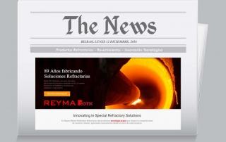 noticias sobre la industria del refractario
