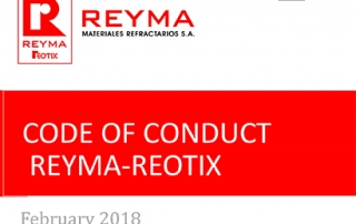 CODE OF CONDUCT REYMA-Reotix